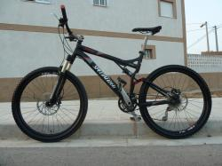 Specialized FSR Expert en areabici.net