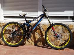 Mondraker Summun Pro Team en areabici.net