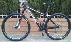 Canyon AL 29 8.9 en areabici.net