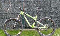 Commencal SX Meta en areabici.net